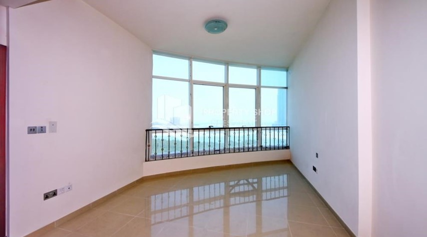 Bedroom-HOT DEAL. Landmark living on the avenue. Own a 1 BR Sea View apartment in Hydra Avenue Tower.