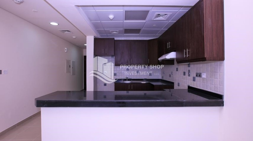 Kitchen-Brand new Studio available for rent