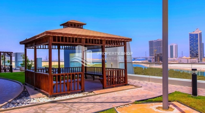 Facilities-Studio Apt with Sea View for rent, Monthly Payments!