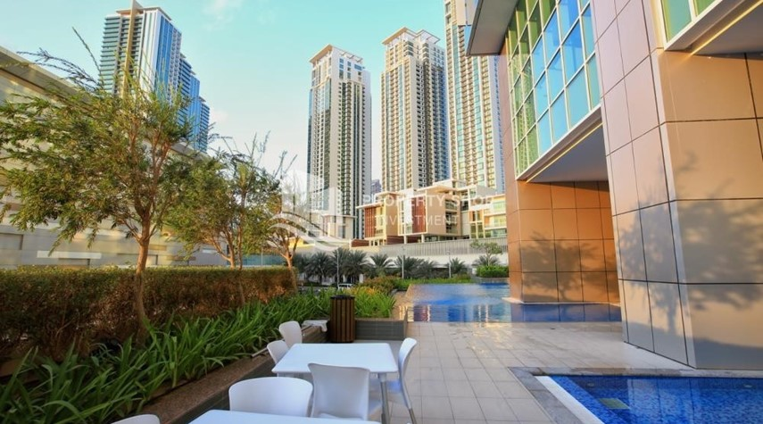 Facilities-Brand new tower in Al Reem Island ready to move in! Spacious bedrooms!