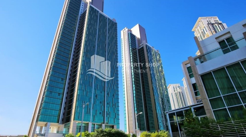 Property-Brand new tower in Al Reem Island ready to move in! Spacious bedrooms!