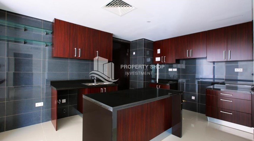 Kitchen-Spacious 3 plus 1BR Apt in Mag 5 Residence.