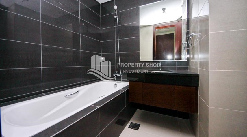 Bathroom-Low floor 2BR Unit with High ROI