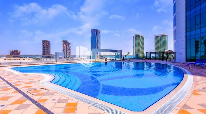Facilities-Studio apartment for rent in Hydra Avenue Tower