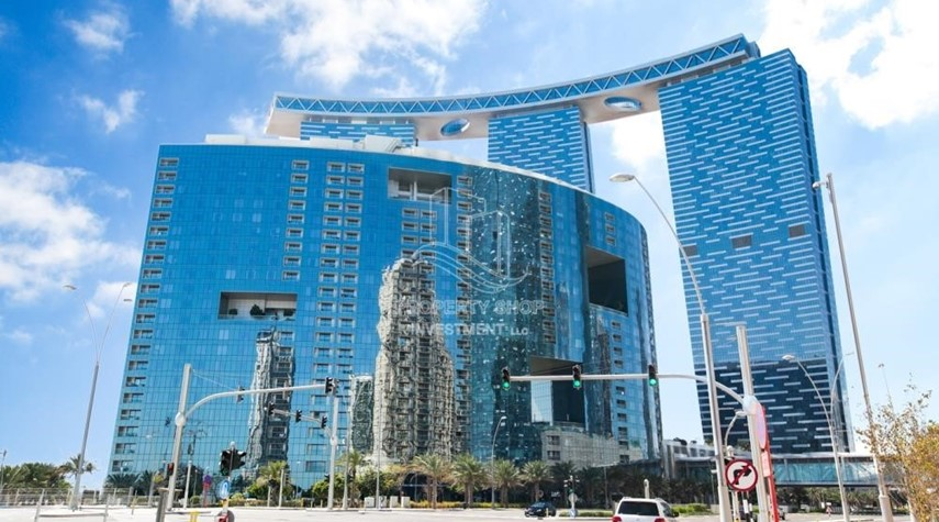 Property-Studio available for rent, The ARC, Reem Island!