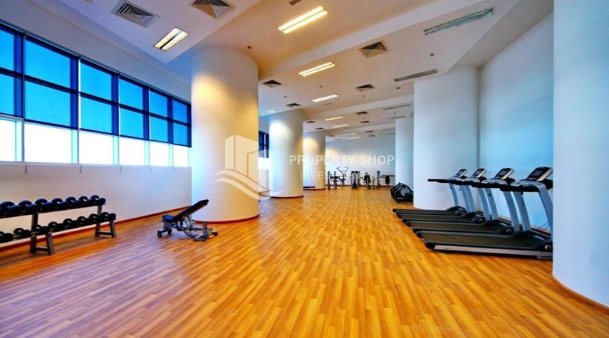 Gym-Great investment opportunity , Retail space in Ocean Scape For sale