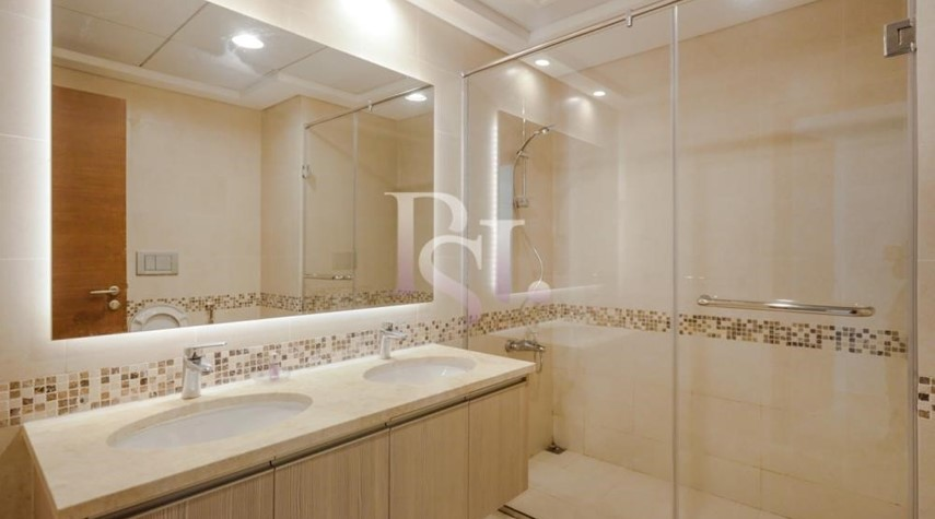Bathroom-Stunning 3+Maid with Partial Golf Course & Ferrari World View