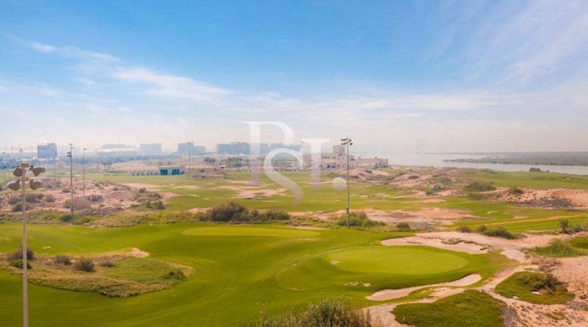 Community-Stunning 3+Maid with Partial Golf Course & Ferrari World View