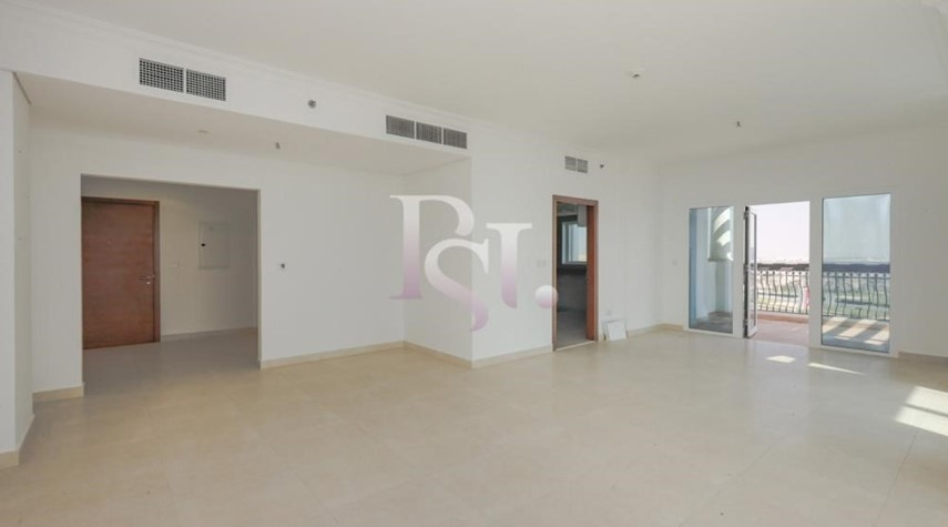Living Room-Stunning 3+Maid with Partial Golf Course & Ferrari World View