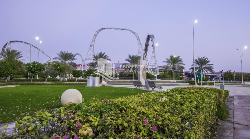 Property-3+M BR with Full Golf + Ferrari World View
