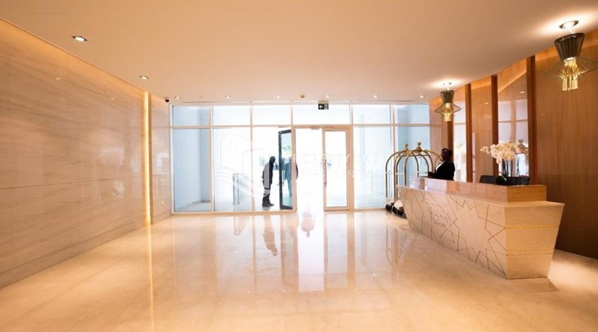 Lobby-2 bedroom in a prime location in Ansam