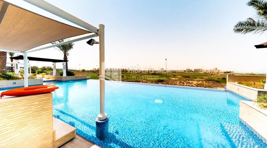 Facilities-Experience magnificent golf views in this exquisite 3BR property in Ansam.
