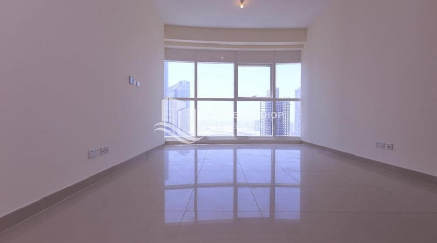 Living Room-Sigma Tower, Studio apartment for rent
