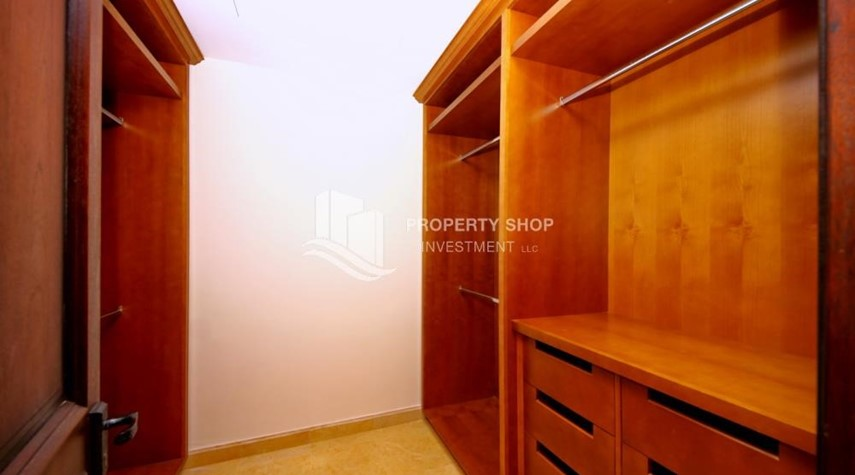 WalkIn Closet-Independent Villa With Large Terrace Overlooking Community