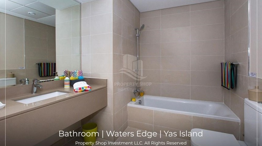 Bathroom-Available for All nationalities, sophisticated apartment with High-end facilities