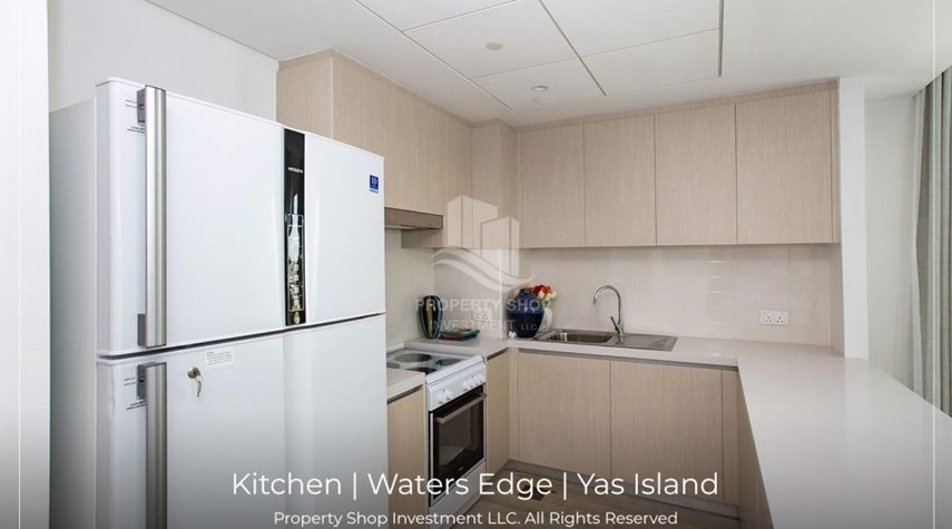 Kitchen-Available for All nationalities, sophisticated apartment with High-end facilities