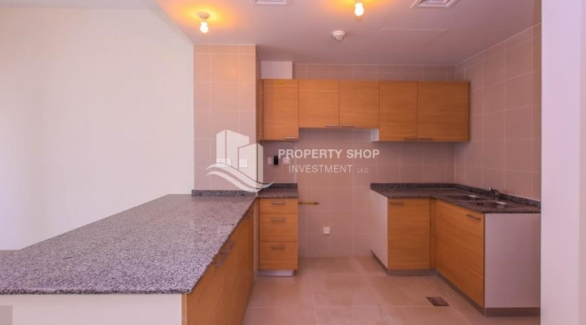 Kitchen-2 BR Apartment for rent in City of Lights