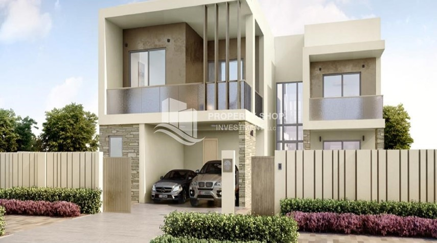 Property-Own a property in a luxurious community in Yas Acres.
