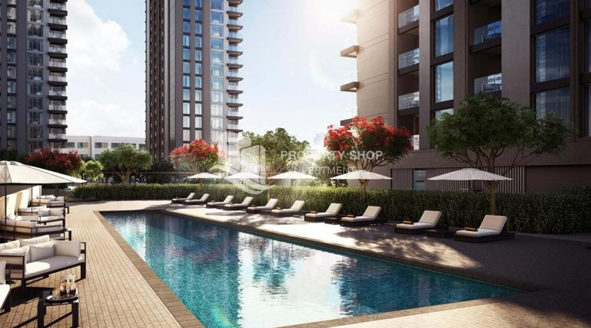 Facilities-Stunning 1BR Apt with a breathtaking view of Al Reem canal.