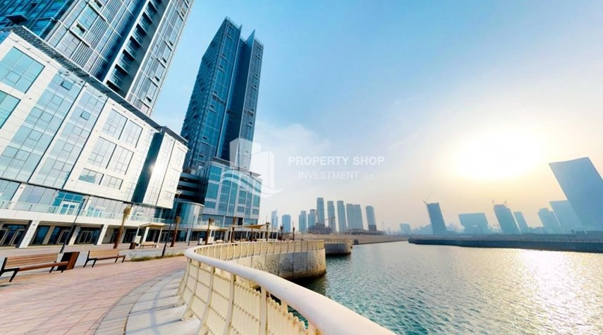 Community-Horizon Towers 1 Bedroom Apartment for rent in Al Reem Island