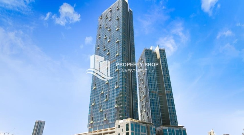 Property-Horizon Towers 1 Bedroom Apartment for rent in Al Reem Island