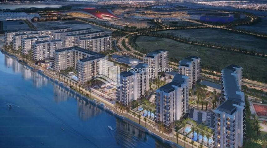 Property-Modern Luxury Living, True Sense of community. Own a 2BR Apt in Water's Edge.