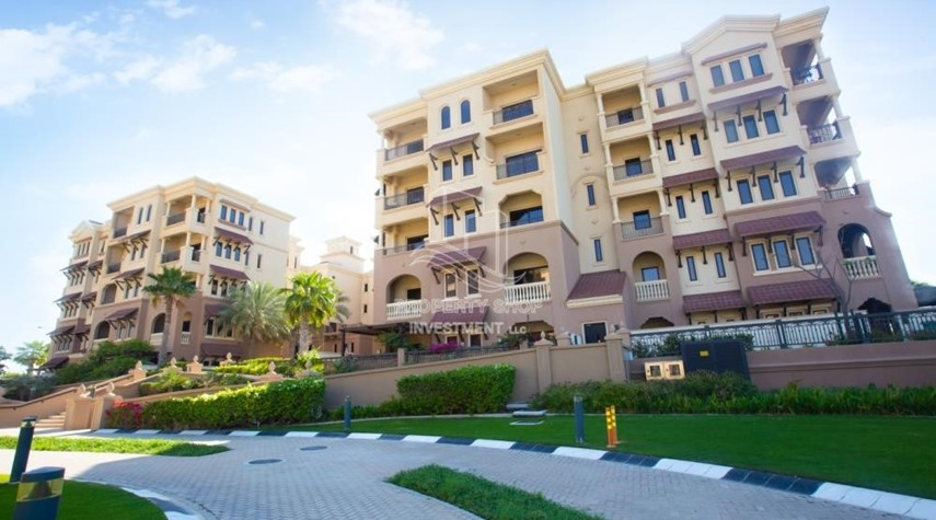 Community-Amazing 3BR Apt Available in Saadiyat Beach Residences for rent!