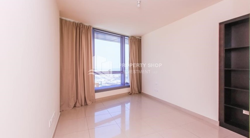 Bedroom-1+1, high standard apartment in Sky Tower