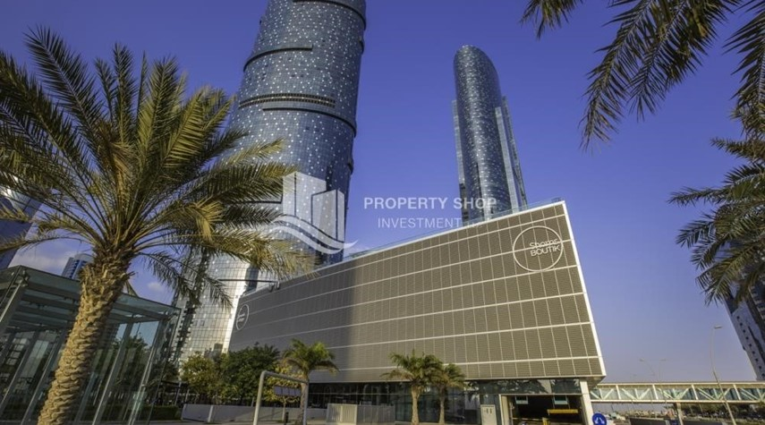 Property-1+1, high standard apartment in Sky Tower