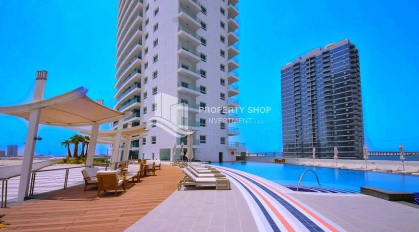 Facilities-Best price for 1BR Apt. with Balcony.
