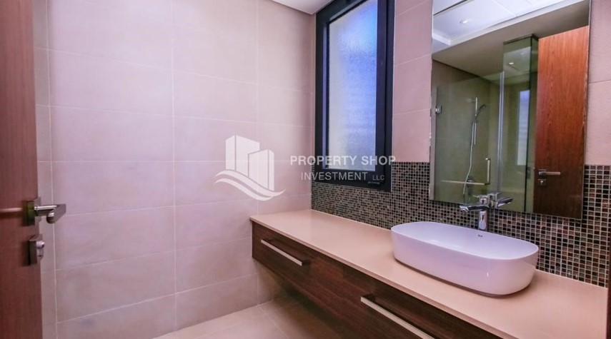 Guest Bathroom-4BR+M with Driver's room and external landscaped garden.