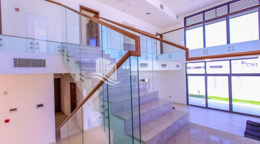 Stairs-4BR+M with Driver's room and external landscaped garden.