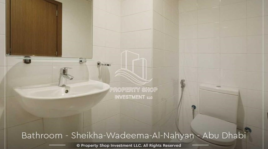 Powder-Relaxed Ambiance in Al Raha Beach, 2BR+M Apt Available for rent!