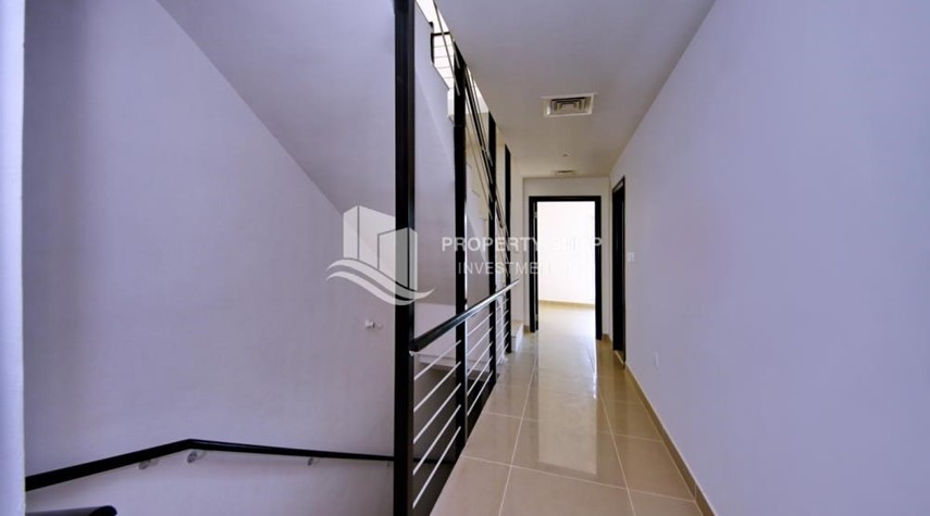 Corridor-High End Living in a 3BR with Study Villa.
