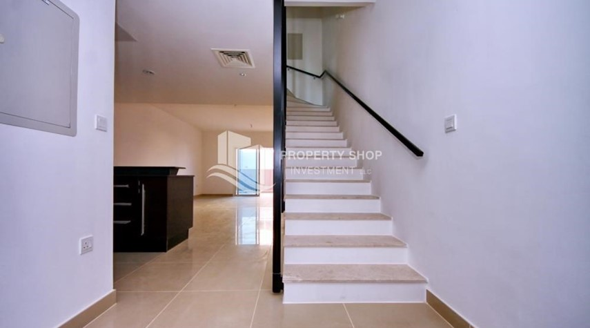 Stairs-High End Living in a 3BR with Study Villa.